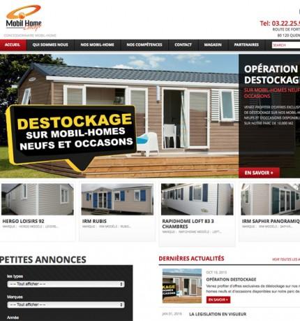 WEB-Site-mOBILHOME